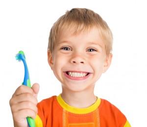 National Children's Dental Health Month Bellevue WA