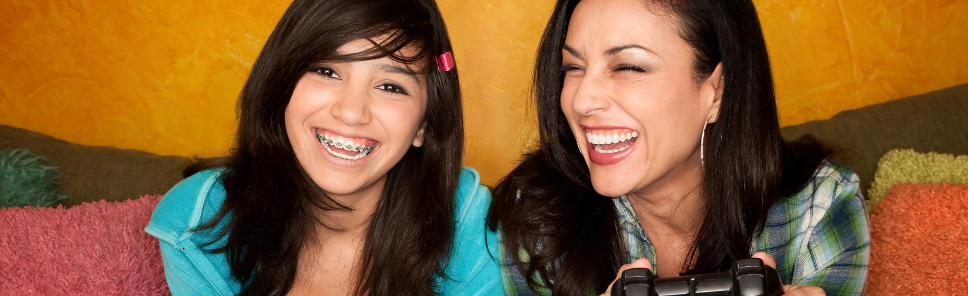 patients with braces Advanced Orthodontics in Burien WA